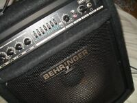 Behringer BXL99A stage amplifier