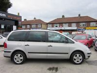 Volkswagen Sharan 1.9 TDI PD Carat 5dr +CAMBELT CHANGED+ GREAT HISTRY+