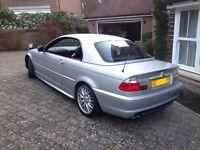 BMW 330 Ci Convertible M SPORT-HARDTOP-ONLY 71K-BMW History(NOT 335 M3 325 AUDI HONDA MERCEDES EVO