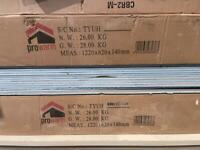 Pro warm underfloor heating insulation board 6 mm