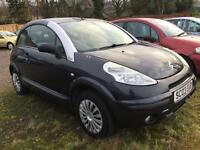 **ONLY 46K**Citroen C3 PLURIEL**CONVERTIBLE**MOT EXPIRES JAN 2018