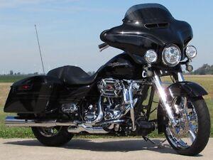 2014 harley-davidson FLHXS Street Glide Special   Screamin' Eagl