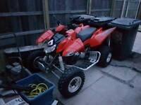 Apache rlx 320 sport