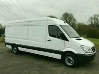 Transport whit Lwb Sprinter Vans, National courier light haulage service