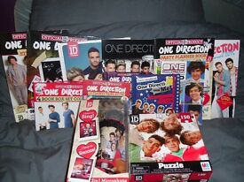 One Direction bundle - Pristine condition