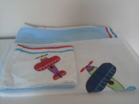 Child's Single Duvet Cover and Pillowslip