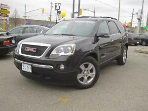 2007 GMC ACADIA SLT | AWD • Leather • DVD •