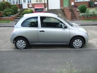 SOLD SOLD 2004/54 REG NISSAN MICRA 1.2.S 3 DR MANUAL 43000 MILES