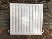 Two radiators