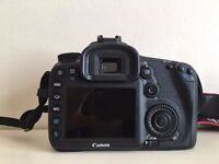 BRAND NEW: Canon E0S 7D body + 3 LENSES+BAG+SD CARD for adoption!