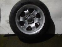 Suzuki Vitara Alloys 16 inch Need tyres