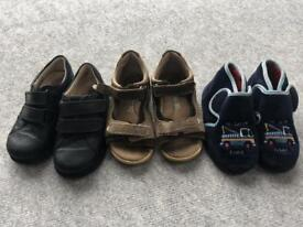 Size 8/8.5 shoes bundle