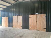 350sqft Workshop/ Storage Unit to Let