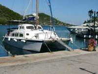 GREEK ISLAND LIFE COMFORTABLE CATAMARAN