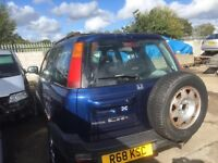 Honda CR-V Petrol - Spare Parts Available