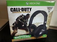 Turtle Beach Call of Duty Advanced Warfare Ear Force Sentinel Task Force Gaming Headset(Xbox One)