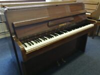 🎹 !!! Zender Royalette, Small Mahogany Piano, Nationwide Delivery, £660 !!! 🎹