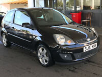 2007 07 FORD FIESTA,1.4 ZETEC CLIMATE 16V 3d 80 BHP**PART EX TO CLEAR**