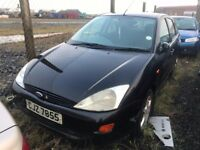 2002 FORD FOCUS 1.8 DIESEL BREAKING FOR PARTS ONLY POSTAGE AVAILABLE NATIONWIDE