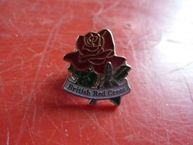 Lovely old? Collectible British Red Cross Badge