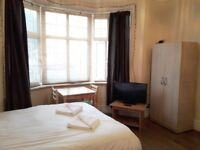 Studio Swiss Cottage for Long Lets £260 P/W All bills included