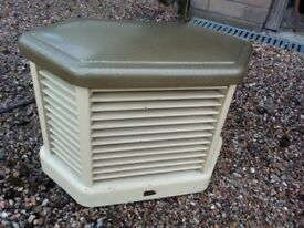 vintage electric heater superb condition