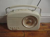 Radio - Vintage style -