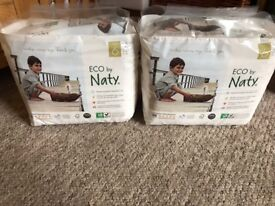 Asda Little Angels Newborn Nappies Size 1 Big Saver Pack Baby Changing & Nappies