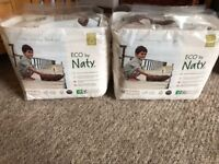 2x packets size 6 naty pull ups
