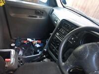 Taxi lti tx1 Nissan engine 2.7 spares or repair