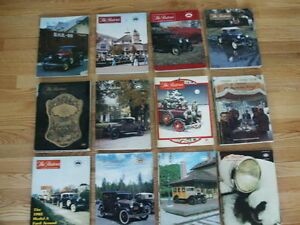 The Restorer - FORD MODEL A Magazines