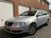 2008 08 Volkswagen Passat Estate 2.0 TDI++1 Owner+Long MOT+not a4 avant vectra octavia superb