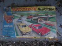 Matchbox Motorway........vintage playset