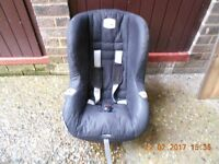 britax car seat used not new