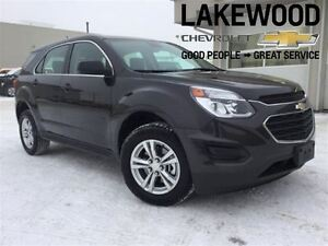 2016 Chevrolet Equinox LS (Eco Mode, Colored Touch Screen)