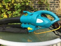 Hardly used Tesco Garden Leaves Blower Blow Vac