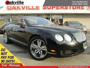 2007 Bentley Continental GT W12 6.0L TWIN TURBO | AWD | NAVIGATI