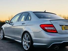 Mercedes-Benz Model C220 Sport Cdi Blueeffi-Cy A