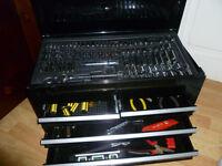 New tools plus box