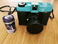Diana F Lomography Compact Camera
