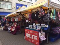 Market Stall Business for Sale