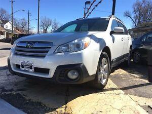 2013 Subaru Outback 3.6R w/Limited & EyeSight Pkg