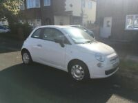 Well priced Fiat 500, runs beautifully, very economical, £30 tax per year and very cheap to insure