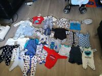 0-3months baby boy clothes