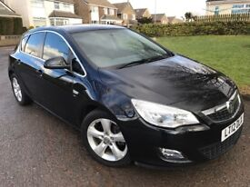 Vauxhall Astra Sri Full Main Dealer History£30 Road Tax 12 Months MOT