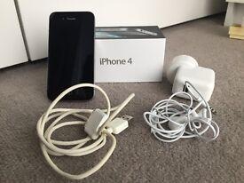Apple iPhone 4 - 16GB, Black