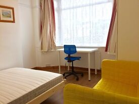 All included, Double bedroom for female student