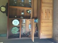 Sideboard and display cabinet