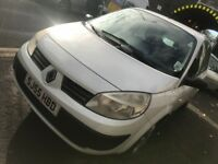 Renault Scenic 2005 1.5 Diesel White - Wheel Bolt - Breaking For Spares Also