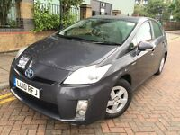 Toyota Prius T4 2010 (10reg) Hybrid, Automatic, PCO & MOT is ready, Uber registered, HPI clear.